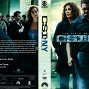 CSI: NY Season 5 (2009) R1 DVD Cover