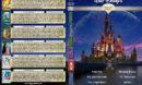 Walt Disney Animation Collection Diamond Edition - Set 2 (1953-1992) R1 Custom DVD Cover