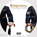Kingsman: The Golden Circle (2017) R0 Custom Label