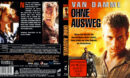 Ohne Ausweg - Nowhere to run (1993) R2 German Custom Blu-Ray Covers & Label