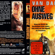 Ohne Ausweg – Nowhere to run (1993) R2 German Custom Blu-Ray Covers & Label