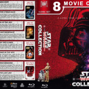 Star Wars Collection (8) (1977-2017) R1 Custom Blu-Ray Cover