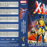 X-Men: The Complete Animated Series Collection (1992-1996) R1 Custom DVD Cover