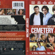 Cemetery Junction (2010) R1 Blu-Ray Cover & Label