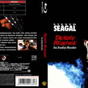 Deadly Revenge – Das Brooklyn Massaker (1991) R2 German Custom Blu-Ray Covers & Label