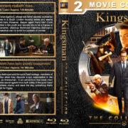 Kingsman Collection (2014-2017) R1 Custom Blu-Ray Cover