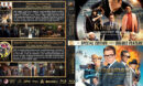 Kingsman Double Feature (2014-2017) R1 Custom Blu-Ray Cover