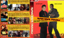 Rush Hour Trilogy (1998-2007) R1 Custom DVD Cover
