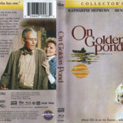 On Golden Pond (1981) R1 Blu-Ray Cover & Label