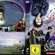 Die Vampirschwestern (2012) R2 German DVD Cover & Label