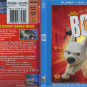 Bolt (2009) R1 Blu-Ray Cover & Labels