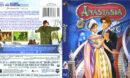 Anastasia (1997) R1 Blu-Ray Cover & Label