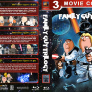 Family Guy Trilogy (2007-2010) R1 Custom Blu-Ray Cover