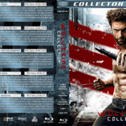 The Wolverine Collection (2009-2017) R1 Custom Blu-Ray Cover