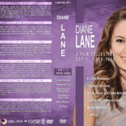 Diane Lane: A Film Collection - Set 1 (1980-1982) R1 Custom DVD Covers
