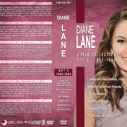 Diane Lane: A Film Collection – Set 2 (1982-1984) R1 Custom DVD Covers