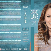 Diane Lane: A Film Collection – Set 3 (1987-1992) R1 Custom DVD Covers