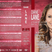 Diane Lane: A Film Collection - Set 4 (1992-1995) R1 Custom DVD Covers