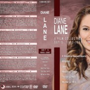 Diane Lane: A Film Collection – Set 5 (1995-1997) R1 Custom DVD Covers