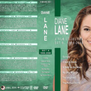 Diane Lane: A Film Collection - Set 6 (1998-2000) R1 Custom DVD Covers