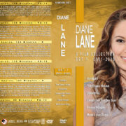 Diane Lane: A Film Collection - Set 7 (2001-2005) R1 Custom DVD Covers