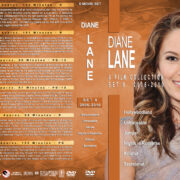 Diane Lane: A Film Collection - Set 8 (2006-2010) R1 Custom DVD Covers