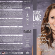 Diane Lane: A Film Collection - Set 9 (2011-2016) R1 Custom DVD Covers