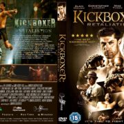 Kickboxer: Retaliation (2018) R1 CUSTOM DVD Cover & Label