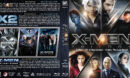 X-Men Trilogy (2000-2006) R1 Custom Blu-Ray Cover