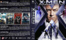 X-Men Beginnings Trilogy (2011-2016) R1 Custom Blu-Ray Cover