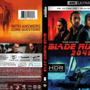 Blade Runner 2049 (2017) R1 Custom 4K UHD Cover