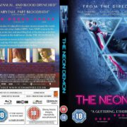 The Neon Demon (2016) R2 Custom Blu-Ray Cover
