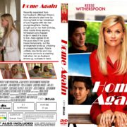 Home Again (2017) R1 CUSTOM DVD Cover & Label
