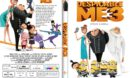 Despicable Me 3 (2017) R1 CUSTOM DVD Cover & Label