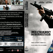 Mechanic: Resurrection (2016) R1 CUSTOM 4K UHD Cover
