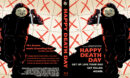 Happy Death Day (2017) R1 CUSTOM Blu-Ray Cover