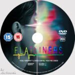 Flatliners (2017) R0 Custom DVD Label