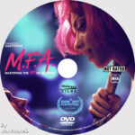 M.F.A. (2017) R0 Custom DVD Label