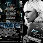 Atomic Blonde (2017) R1 CUSTOM DVD Cover & Label