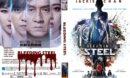 Bleeding Steel (2017) R0 CUSTOM DVD Cover & Label