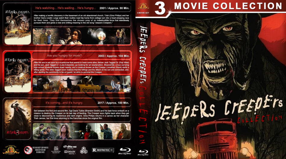 Jeepers creepers meaning