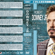 Robert Downey Jr. Film Collection – Set 6 (1997-1999) R1 Custom DVD Covers