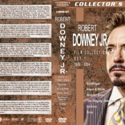 Robert Downey Jr. Film Collection – Set 7 (1999-2004) R1 Custom DVD Covers