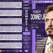 Robert Downey Jr. Film Collection – Set 8 (2005-2006) R1 Custom DVD Covers