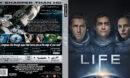 LIFE (2017) R1 Custom 4K Cover
