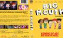 Big Mouth: Season 1 (2017) R0 CUSTOM Blu-Ray Cover