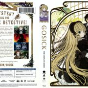 Gosick: The Complete Series (2017) R1 Custom Blu-Ray Cover