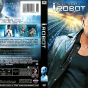 I, Robot (2004) R1 Blu-Ray Cover