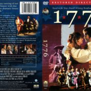 1776 (1972) R1 DVD Cover