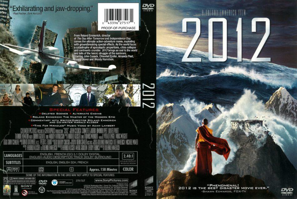 2012 2009 R1 Dvd Cover Dvdcover Com